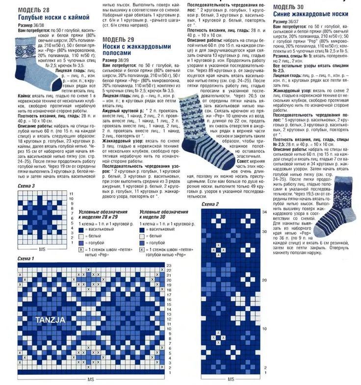 коробку, схемы картинок для вязания носков спицами бесплатные