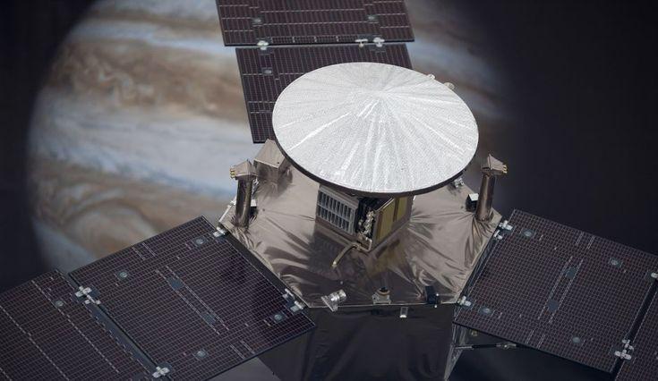Watch As NASA's Juno Probe Enters Jupiter's Orbit, Billion Dollar Spacecraft Attempts Dangerous Braking Maneuver