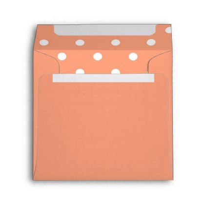 Salmon Sunset Personalized Envelope - template gifts custom diy customize