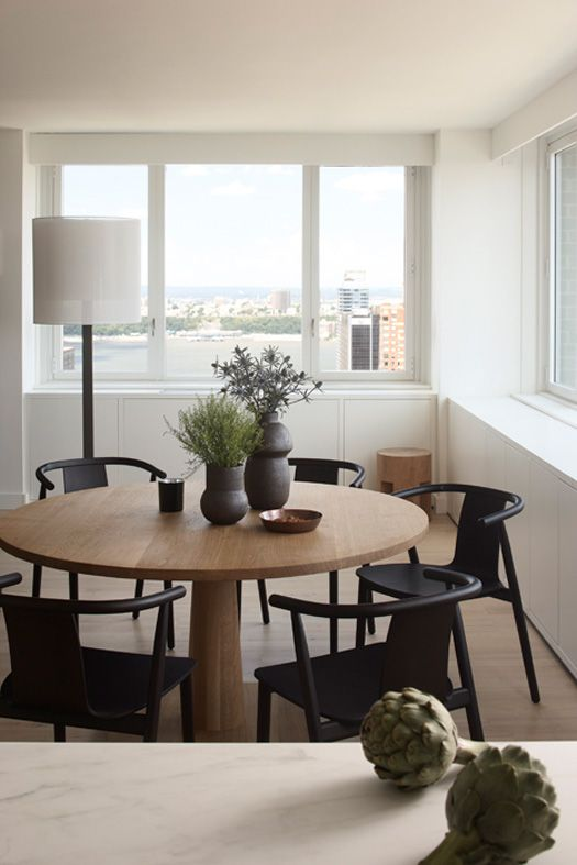 Modern Furniture Dining Room best 10+ black dining chairs ideas on pinterest | dining room