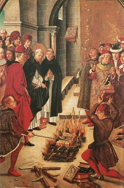 Spanish Inquisition - New World Encyclopedia