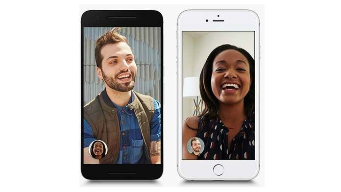 Google Duo is a simple video calling app based on your phone number. So you can do a video call to anyone in your contact list who has Duo.
