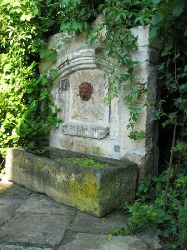 BAUSATZ: Antik ausschauender Brunnen, neu aufgebaut in in Porta Westfalica | eBay
