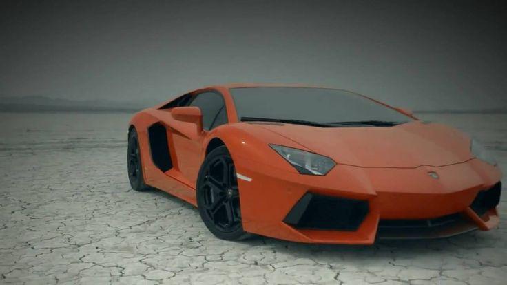 Lamborghini aventador official spot LAMBORGHINI HD