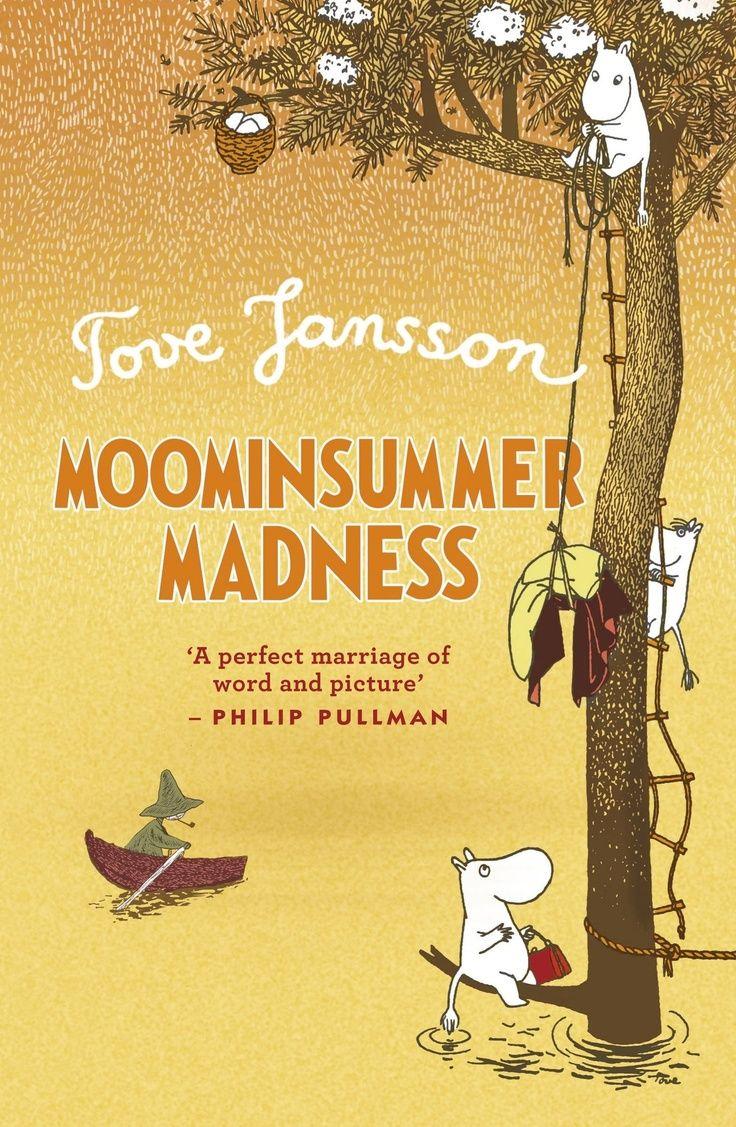 Tove Jansson, Moomin.