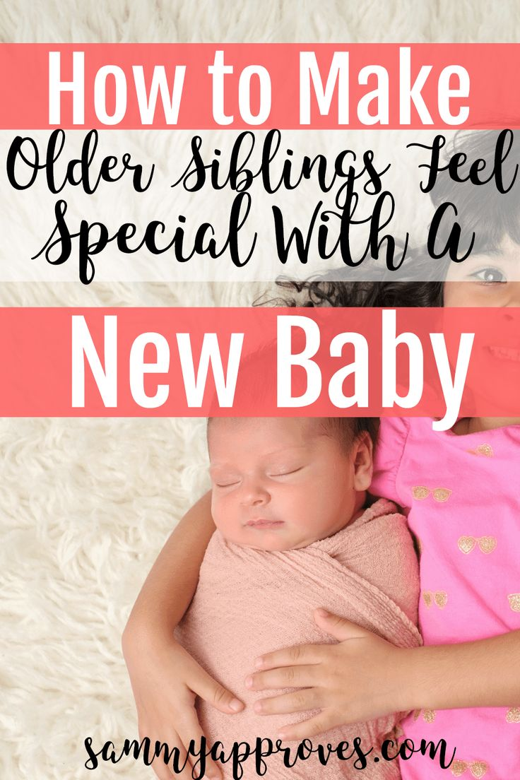 Even though they loved their baby brother the jealousy in my toddler was apparent when we brought our newborn home. Great suggestions here on how to make siblings feel special during this transition.