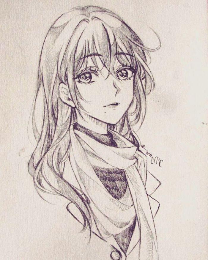 Pin On Anime Drawings
