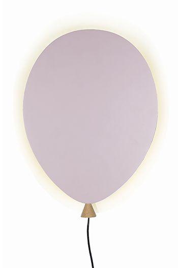 Balloon vegglampe - Rosa