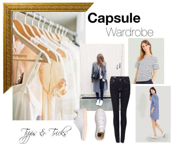 IN 3 FRAGEN ZUR CAPSULE WARDROBE: Wie du deinen Kleiderschrank reduzierst und trotzdem mehr zum Anziehen hast