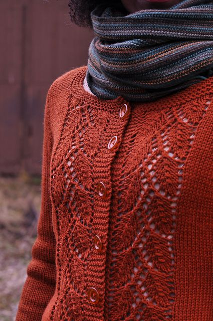 Ravelry: Reinwood cardigan pattern by Ann Kingstone