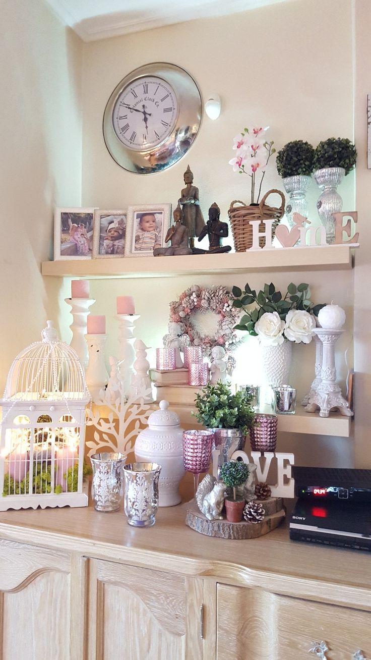 Pink white decoration,birdcage lighter