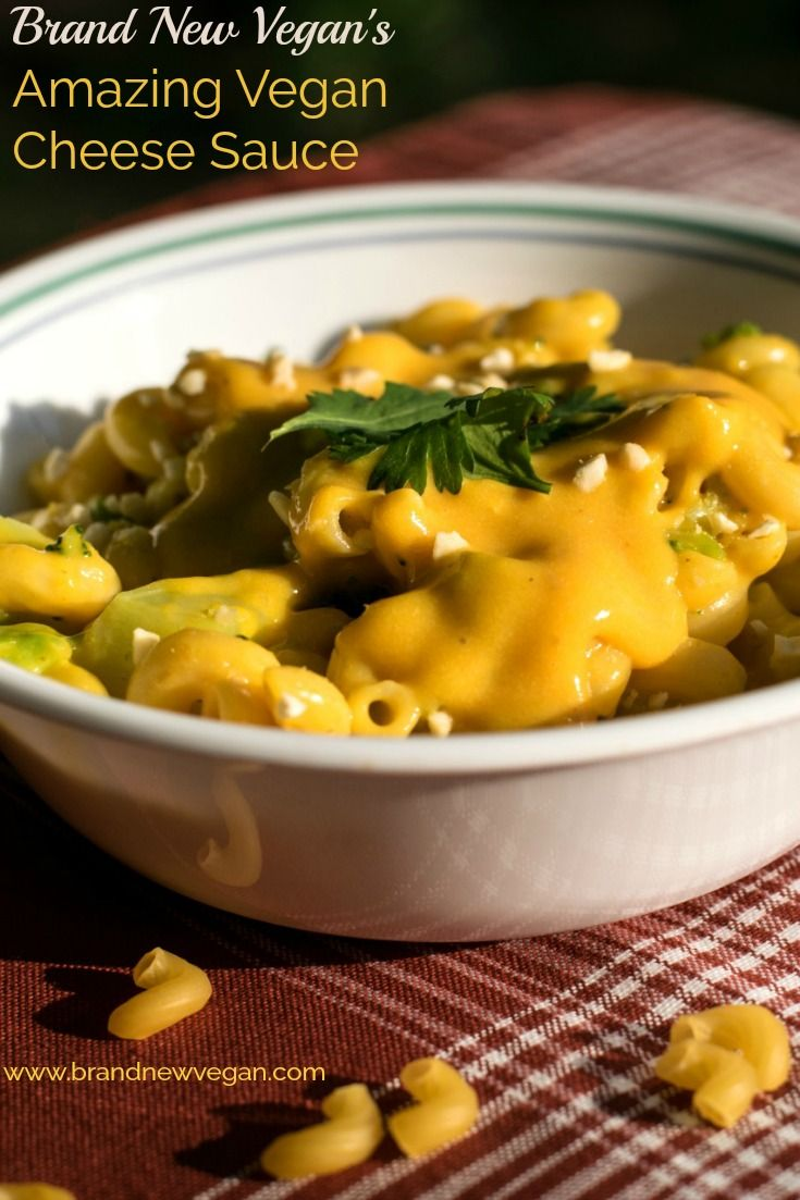 Amazing Vegan Cheese Sauce Recipe Vegan Cheese Sauce Vegan Mac And Cheese Whole Food Recipes