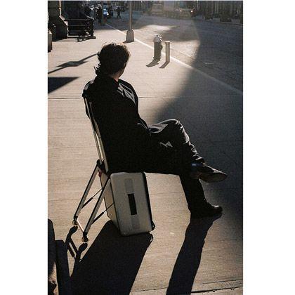 TravelTeq Suitcase | …includes i.e. soundsystem, chair, etc.