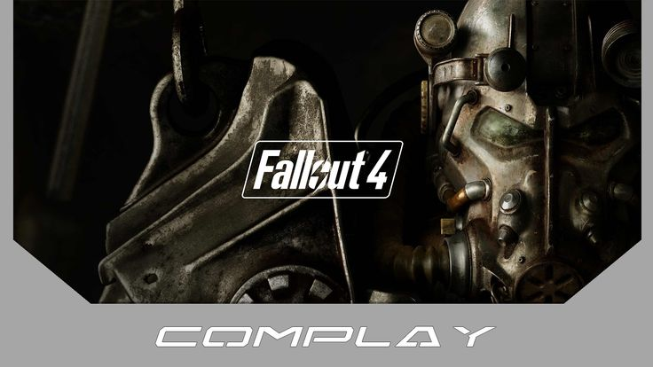 Complay Fallout 4 - La Spada È Più Potente Della Penna