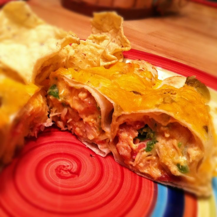 What's cooking in the burbs: Jalapeno Popper Chicken Enchiladas