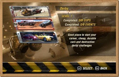 FlatOut 2 PC Games for windows
