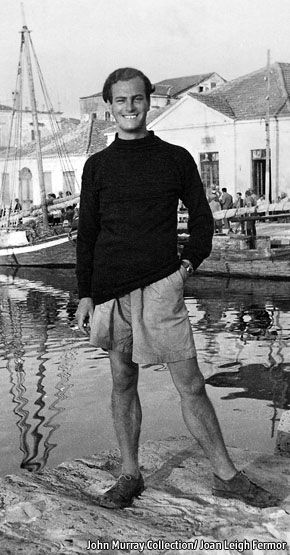 Patrick Leigh Fermor is perhaps the greatest travel writer from the last century.