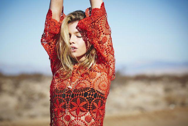 H&M, une collection romantique en collaboration avec le festival Coachella | Glamour