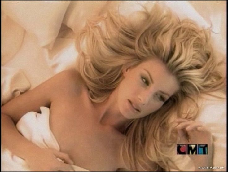Recommend look Country music singer faith hill nude seems