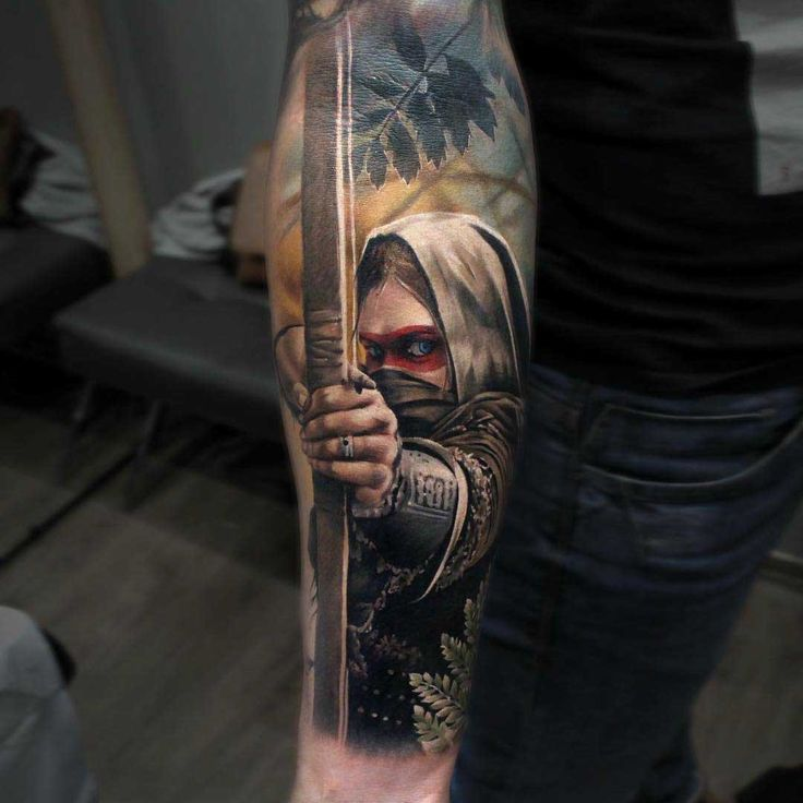 25 beautiful archer tattoo ideas on pinterest