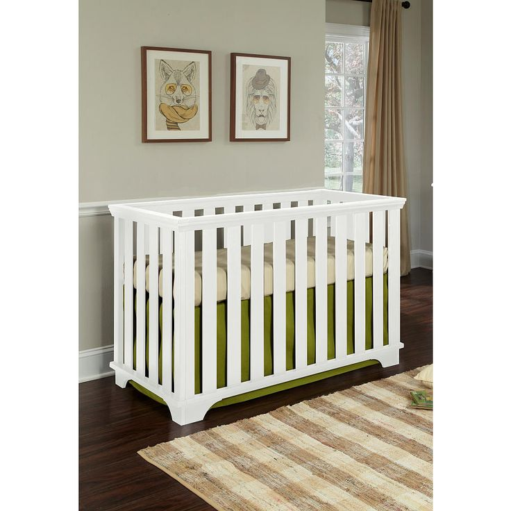 The Imagio Baby Midtown Contemporary Crib has classic styling and scale to allow it to fit harmoniously in any nursery. This crib is a convertible crib that converts to a toddler bed with a toddler guard rail. (guard rail sold seperately). Beautiful lines and sturdy design and our high safety ratings make this a great selection for your baby. The Crib has a three position mattress support that height adjusts for convenience as child grows. (mattress sold separately.) Made of quality solid…