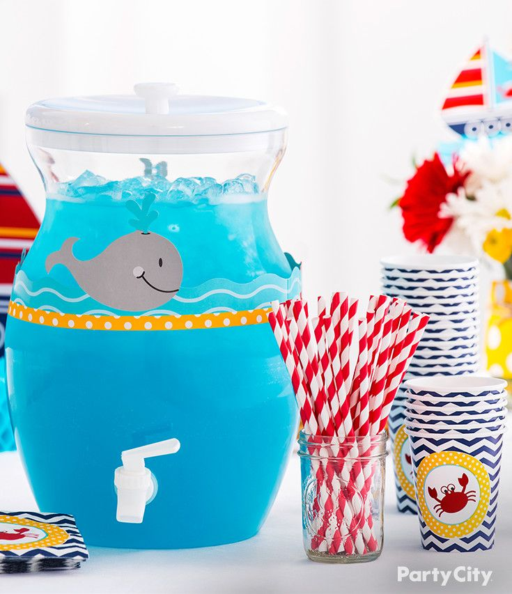 Baby Shower Ideas Party City: 115 Best Images About Baby Shower Ideas On Pinterest