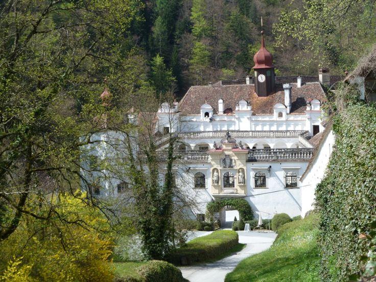 Herberstein, várkastély és állatkert
