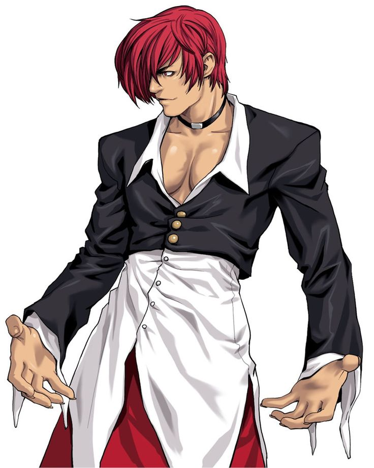 Iori Yagami - The King of Fighters NeoWave
