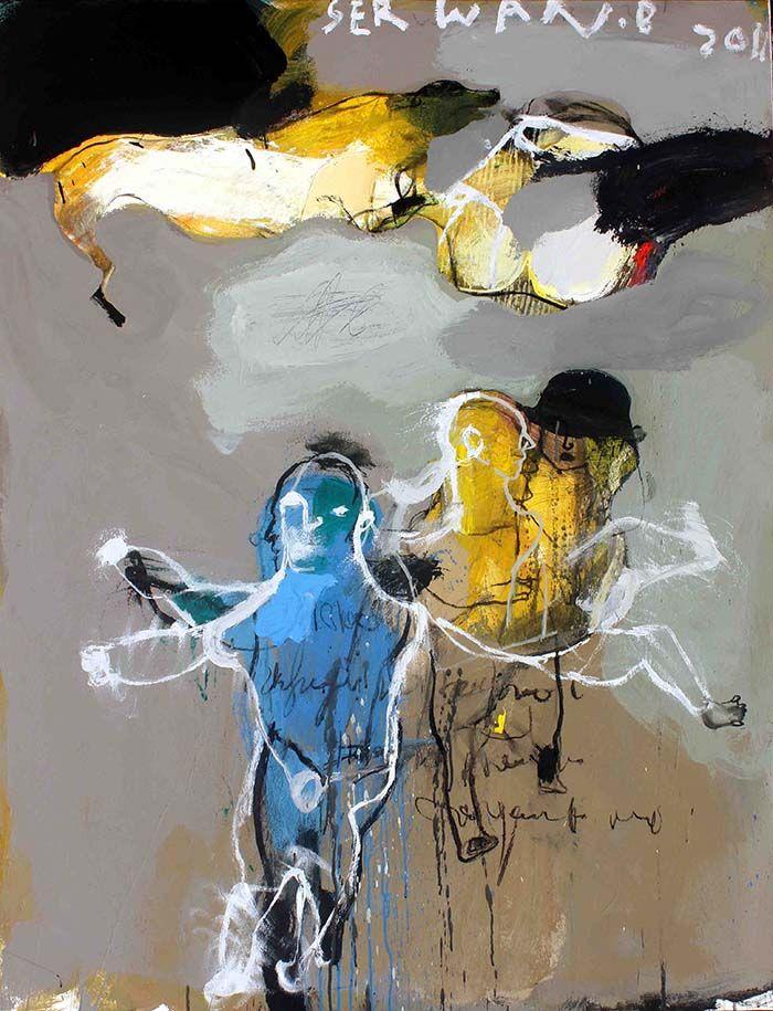 Image result for serwan baran paintings