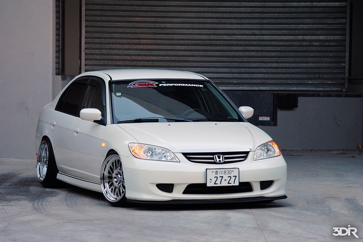 7th Generation Honda Civic (2001-2005) - Sayfa 7                                                                                                                                                                                 More