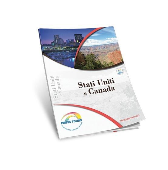 Catalogo Stati Uniti e Canda di Press Tours http://www.presstours.it/Catalogs.aspx