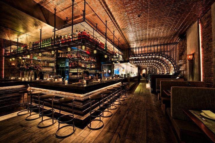 2016 Restaurant & Bar Design Awards Announced,Kat & Theo (New York, USA) / Aviva Collective. Image Courtesy of The Restaurant & Bar Design Awards