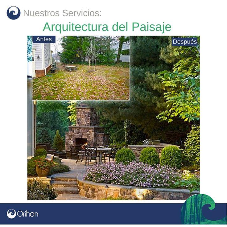 Creamos arquitectura del paisaje o paisajismo que consiste for Arquitectura del paisaje