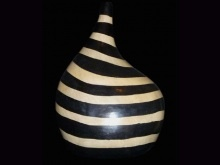 Lenca tribe artisan #pottery. Unique tribal art form - created primarily by the women of this Central American tribe. $75