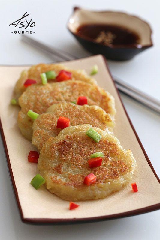 Patatesli Pancake (Gamja Jeon)