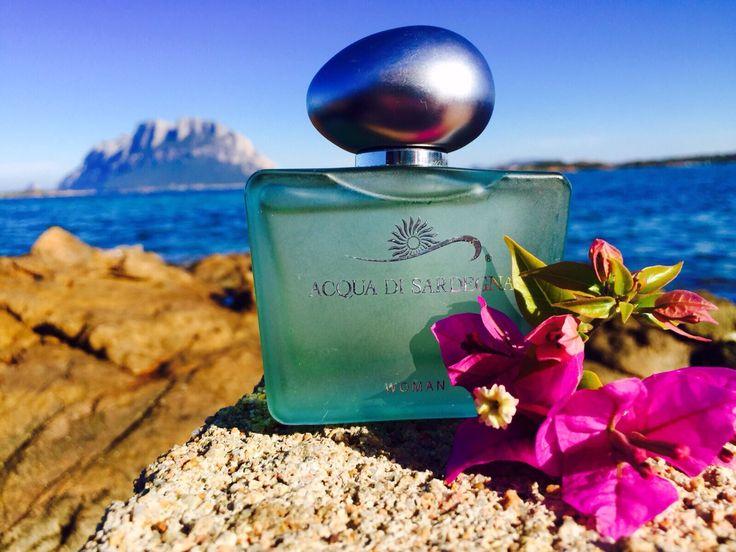 Profumo Acqua di Sardegna Woman, e l'isola di Tavolara
