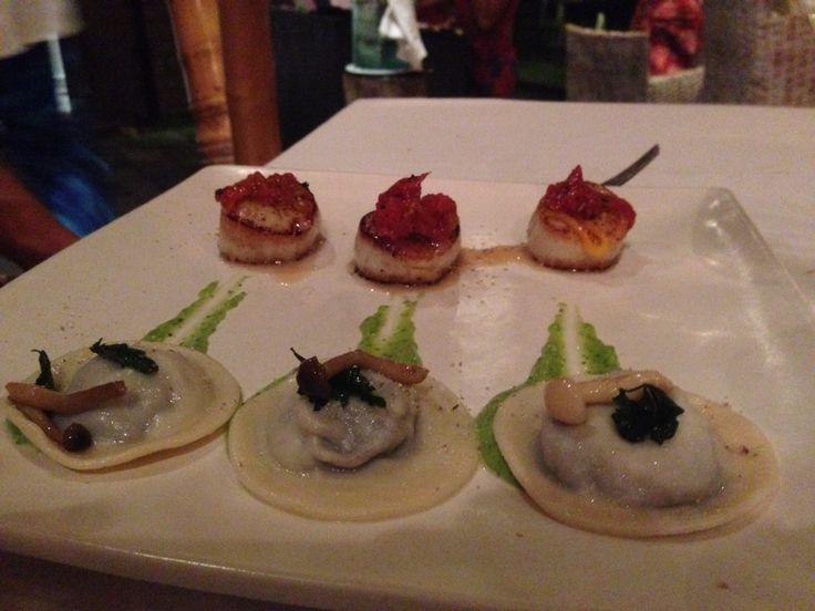 Sardines #restaurant #french #ricefields