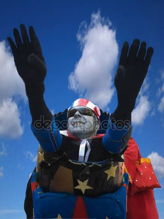 Download - Bullet man — Stock Image #42322587