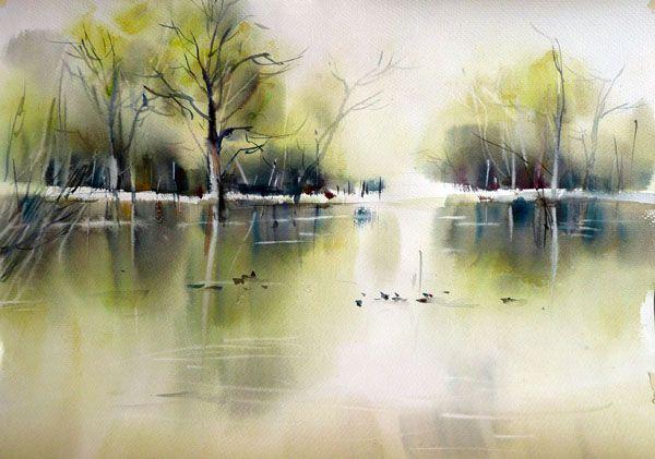 Les couleurs du  printemps de Cao Bein An