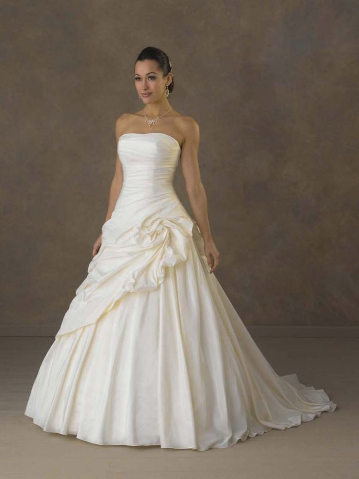 A Line Wedding Dresses