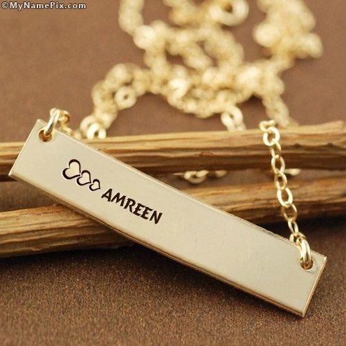 amreen khan name