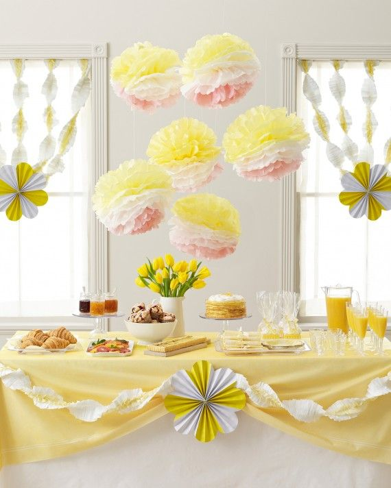 Rise and shine with a bold pop of color.  Shop the MarthaCelebrations Lemon Party at jcp.com