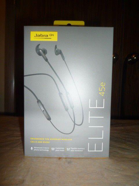a1c8bf41c85 eBay #Sponsored Jabra - Elite 45e Wireless In-Ear Headphones - Titanium  Black