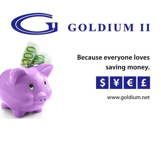 "Money is a very essential part of each person's life! Don't get cheated while you exchange your hard earned penny. As it is said ""A Penny saved is a Penny earned"". Get the best #CurrencyExchange rates with @Goldium II"