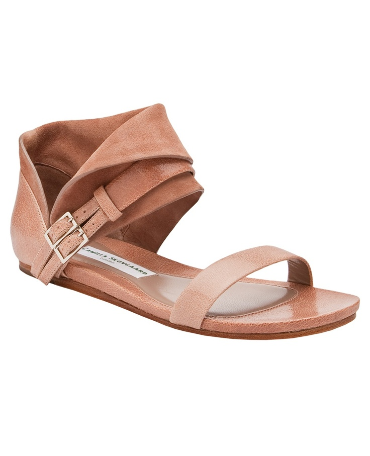 laurent deven loafers neutral sandals summer