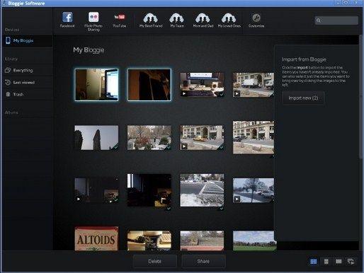 Bloggie Software