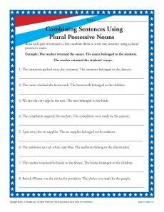... Sentences on Pinterest | Possessive nouns, Complex sentences and