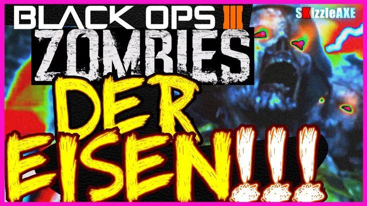 "Black Ops 3 Zombies ""DER EISENDRACHE"" GAMEPLAY TRAILER - Black Ops 3 New Zombies Map (BO3 Zombies)   Call of Duty Black Ops 3 Zombies Awakening DLC 1 Gameplay Trailer"