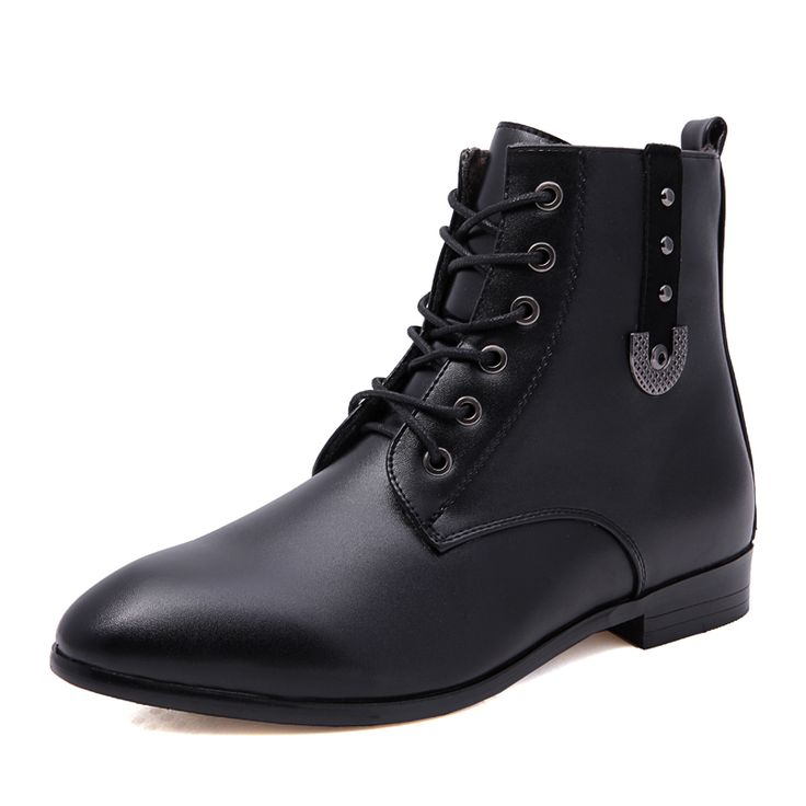 2017 high quality winter warm Genuine Leather boots fashion men winter boots comfortable ankle boots men winter shoes snow boots