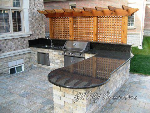 21 besten grillk che bilder auf pinterest outdoor k che kochen im freien und grillplatz. Black Bedroom Furniture Sets. Home Design Ideas